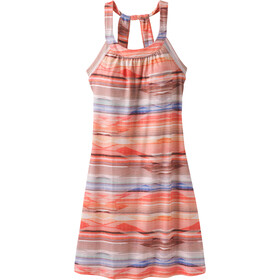 Prana Cantine Dress Women peach bonita